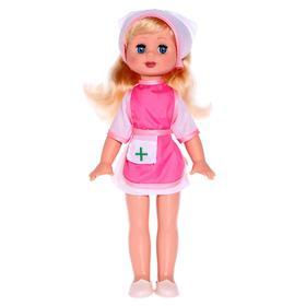 """Кукла """"Лариса-медсестра"""""""
