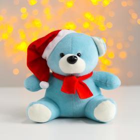 Мягкая игрушка «Новогодний медведь»
