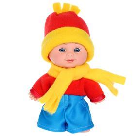 Кукла «Женечка 3», цвета МИКС