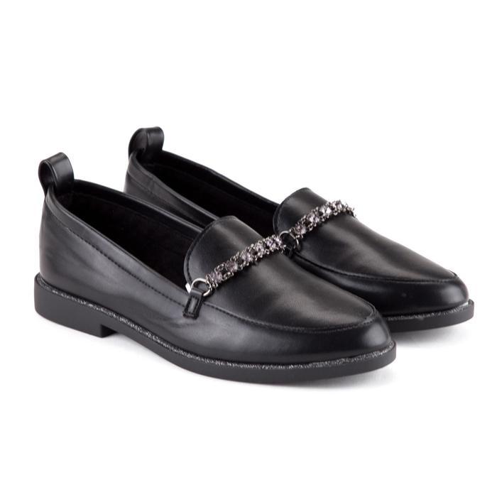 Туфли женские Luomasi, цвет чёрный, размер 38