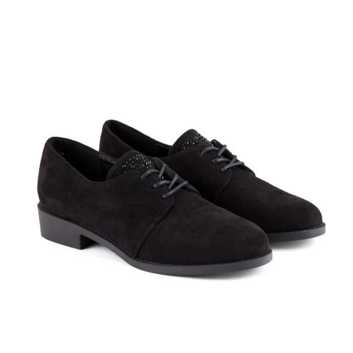 Туфли женские Luomasi, цвет чёрный, размер 37