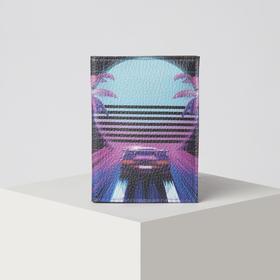 Обложка для автодокументов, цвет разноцветный