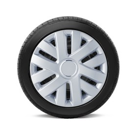 "Колпаки на колёса Autoprofi, металлик, 16"", 400 мм, набор 4 шт"