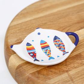 {{photo.Alt || photo.Description || 'Подставка под чайный пакетик Доляна «Емеля», 12×8,4 см'}}