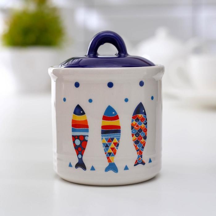 """Sugar bowl """"Emelya"""" 200 ml 7x9 cm"""