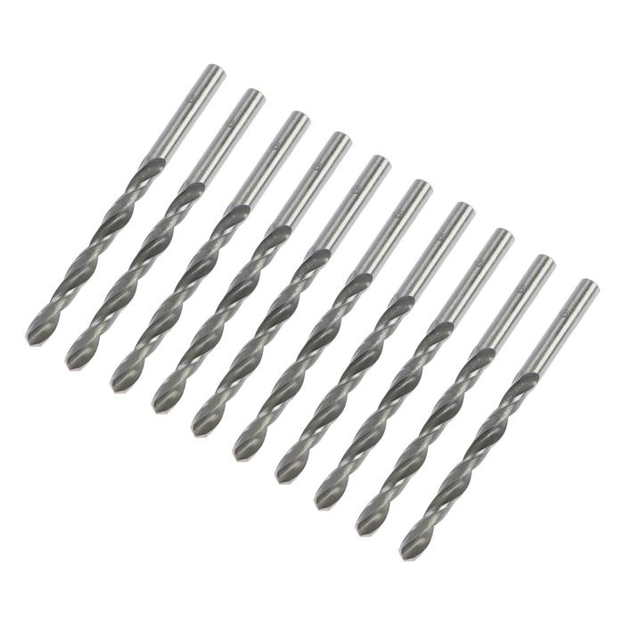 Сверло по металлу, d=6 мм, цилиндрический хвостовик, ГОСТ 10902