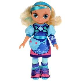 Кукла озвученная «Сказочный патруль Снежка» 32 см, кэжуал, 15 песен и фраз