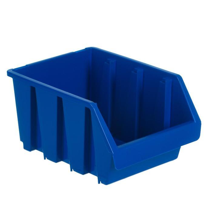 Лоток для метизов №3, 230х170х125 мм, синий - фото 310105945