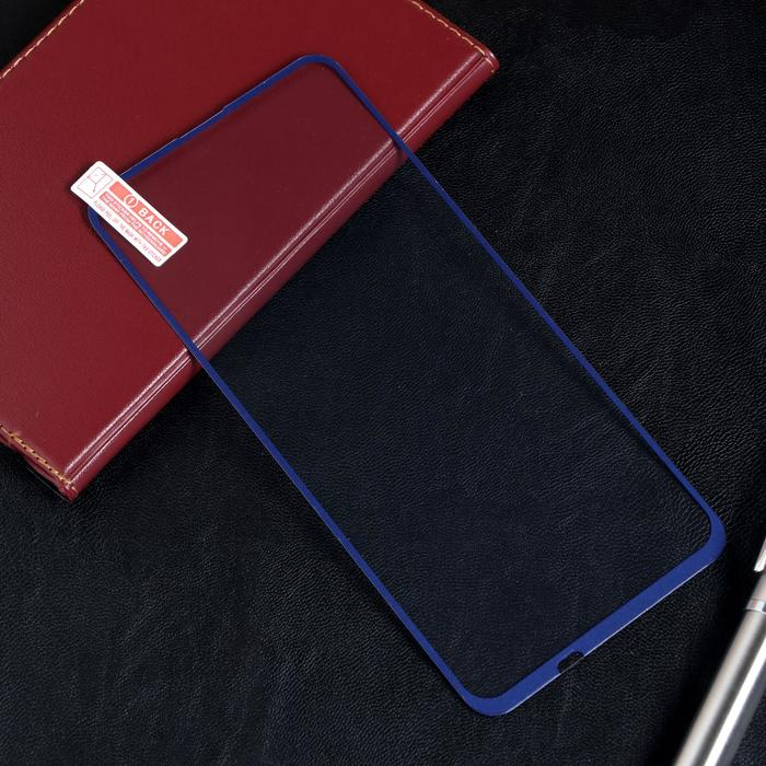 Защитное стекло Red Line для Huawei Honor 9X/9X Premium, Full Screen, полный клей, синее - фото 73024