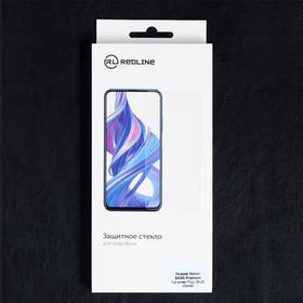 Защитное стекло Red Line для Huawei Honor 9X/9X Premium, Full Screen, полный клей, синее - фото 73026
