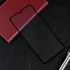 Защитное стекло Red Line для Samsung Galaxy A20, Full Screen, полный клей, черное
