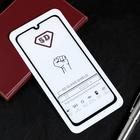 Защитное стекло Red Line для Samsung Galaxy A40, Full Screen, полный клей, черное