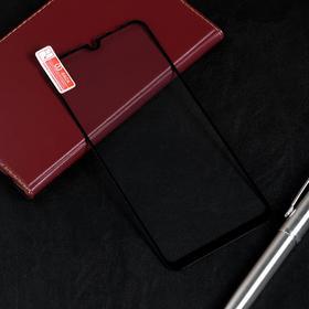 Защитное стекло Red Line для Xiaomi Mi A3, Full Screen, полный клей, черное