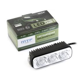 Фара дальнего света линейного типа MTF Light 12-24V, 9.5W, 1080лм, HB-9821