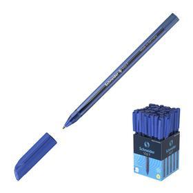 """Ручка шариковая Schneider """"Vizz F"""", узел 0,8мм, синяя 102103"""