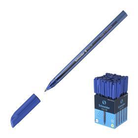 """Ручка шариковая Schneider """"Vizz M"""", узел 1,0мм, синяя 102203"""