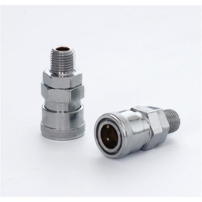 Быстросъемный патрон сталь, BCA-090