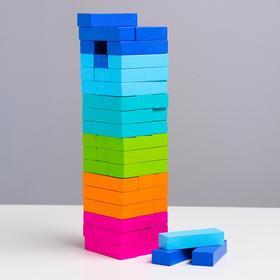 """Логический игровой набор  """"Башня"""""""" Томик"""" ( 54 дет.)"""