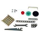 Конструктор «Техник», 124 детали, 19 моделей - фото 107037164