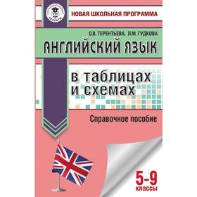 ОГЭ. Английский язык в таблицах и схемах для подготовки к ОГЭ. Гудкова Л. М.