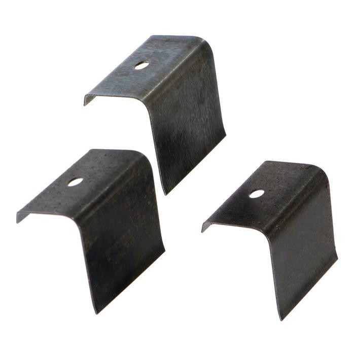 Пружинная скоба для крепления подоконника ПВХ, 4 шт.