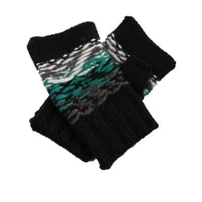 Women's gloves, size one size, color multicolor