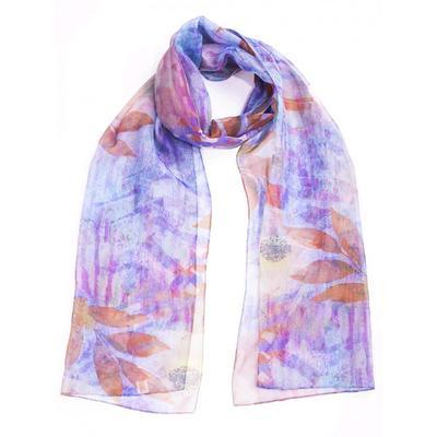 Women's scarf, size 36x160, color multicolor