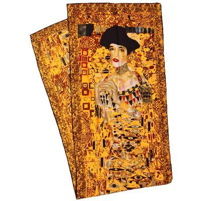 Women's scarf, size 41x160, color multicolor