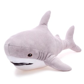 Мягкая игрушка «Акула» 60 см, цвет МИКС