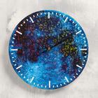 "Wall clock ""planet"", smooth running"
