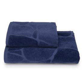 Полотенце махровое Arenaria ПЦС-2601-4479 цв.19-3936 50х90 см, фиолетовый, хл100%, 460г/м2