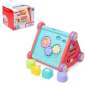 Развивающая игрушка «Бизиборд»