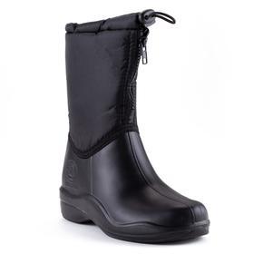 Ankle boots for children EVA, black, size 32