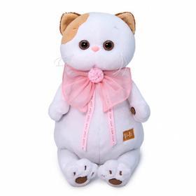 Мягкая игрушка «Ли-Ли с розовым бантом», 20 см