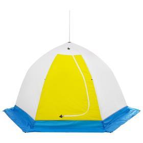 Палатка зимняя «СТЭК» Elite 3-местная, трёхслойная