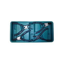 Набор инструмента ROSSVIK ЕК000012195, щипцы для стопорных колец, ложемент, 4 предмета