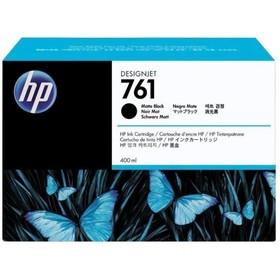 Картридж струйный HP №761 CM991A черный матовый для HP DJ T7100 (400мл)