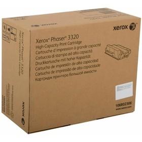 Тонер Картридж Xerox 106R02306 черный для Xerox Ph 3320 (11000стр.)