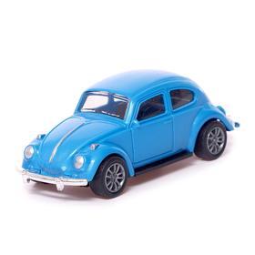 Машина инерционная «Жук», цвет синий