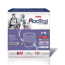 Трусы для взрослых MADITOL  размер M ,10шт