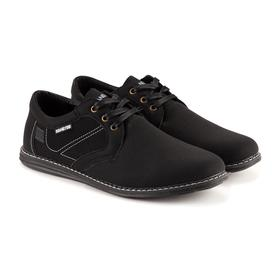 Туфли мужские, цвет чёрный, размер 41