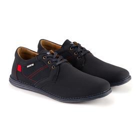 Туфли мужские, цвет синий, размер 41