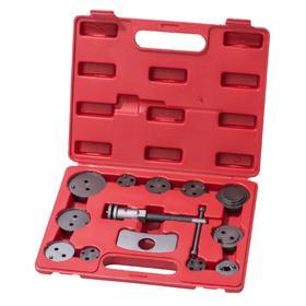 Набор инструментов для сведения тормозных цилиндров ROSSVIK ЕК000013436, 13 предметов