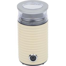 Кофемолка FIRST FA-5482-2-CR, электрическая, 160 Вт, 65 г, бежевая Ош