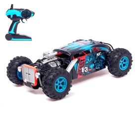"Car radio-controlled ""Hot road"", all-wheel drive, 1: 12, battery operated"