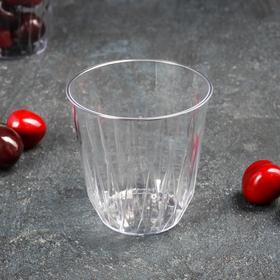 Baccarat glass, 200 ml, transparent