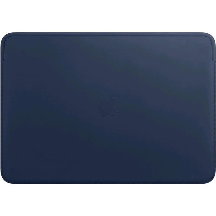 """Чехол Apple для MacBook Pro 16"""" (MWVC2ZM/A), кожаный, тёмно-синий"""