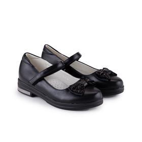 Children's shoes PALIAMENT, black, size 34