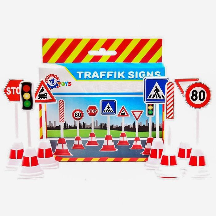 Набор «Дорожные знаки»
