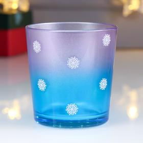 "Candle holder "" round dance of snowflakes"""